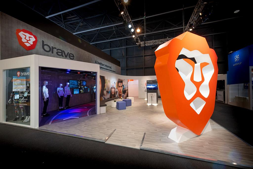 Folyamatos a Brave növekedése – 280 000 jóváhagyott tartalomgyártó